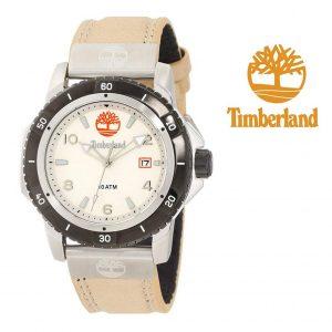 Relógio Timberland® Charlestown Beige | 5ATM