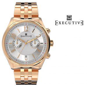 Relógio Executive® Button EX-1006-13