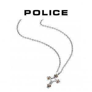 Colar Police® PJ26037PSSRG.02