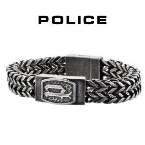 Pulseira Police® PJ25693BSE.01-S