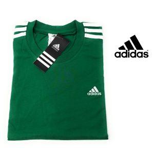 Adidas® T-Shirt Training Green | 100% Algodão