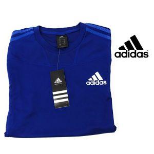 Adidas® T-Shirt Essentials Blue | Tecnologia Cocona®