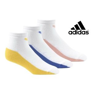 Adidas® 3 Pares de Meias Originals Trefoil