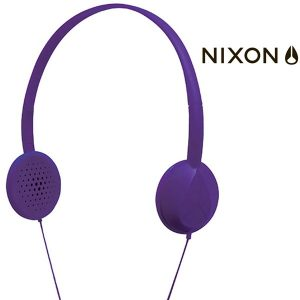 Auriculares Nixon® The Whip Purple