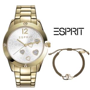 Relógio Esprit® Com Pulseira ES108872002