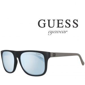 Guess® Sunglasses GU6825 C67 57 | GU 6825 BLK-9F 57