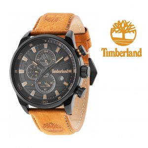 Montre Timberland® Henniker Black | 5ATM