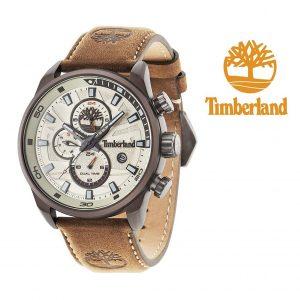 Relógio Timberland® Henniker Beige | 5ATM