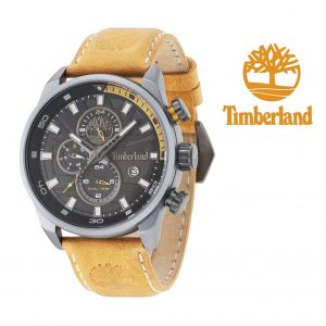 Reloj Timberland® Henniker Light Brown| 5ATM