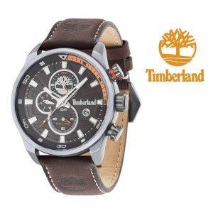 Relógio Timberland® Henniker Dark Brown | 5ATM