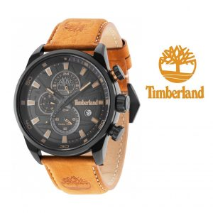 Relógio Timberland® Henniker Black | 5ATM