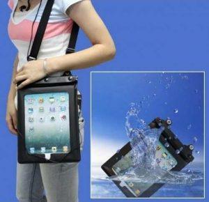 Bolsa Impermeável para Tablet