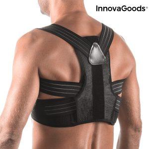 Corretor de Postura Adaptável Pro Wellness Care