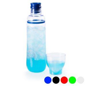 Garrafa com Copo 750 ml | Disponível em 5 Cores!
