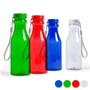 Garrafa de Poliestireno 500 ml | Disponível em 4 Cores!