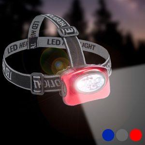 Lanterna LED para a Cabeça | Diponível em 3 Cores!