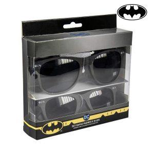 Pack 2 Óculos de Sol Unissexo Duo Batman
