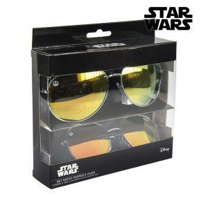 Pack 2 Óculos de Sol Unissexo Duo Star Wars