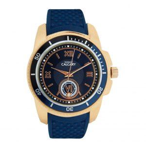 Relógio Calgary Mazzini Midnight Blue