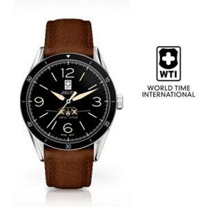 Relógio World Time Inernational Douglas