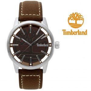 Relógio Timberland® Cedarbrook Dark Brown | 5ATM