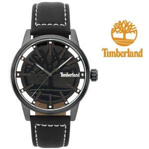 Relógio Timberland® Cedarbrook Black | 5ATM