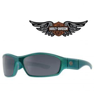 Harley Davidson® Óculos de Sol HDX888 GRN-3
