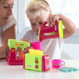 Conjunto de Cozinha Para Crianças   11 Peças
