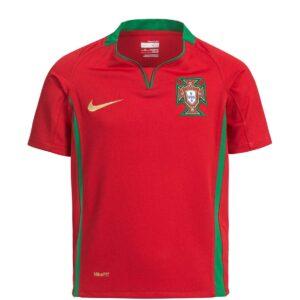 Nike®Camisola Portugal Oficial Junior 1º Equipamento 6/8 Anos