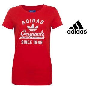 Adidas® T-Shirt University Crew | 100% Algodão