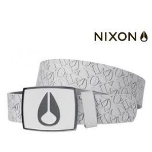 Nixon® Cinto Enamel Icon | Tamanho L
