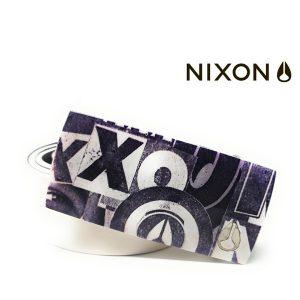 Nixon® Cinto Enamel White | Purple | Tamanho M