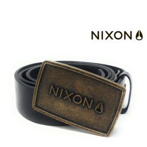 Nixon® Cinto Enamel Black | Tamanho S