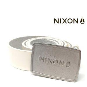 Nixon® Cinto Enamel White | Tamanho M