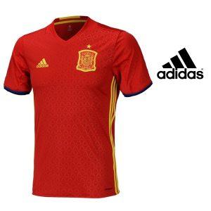 Adidas® Camisola Espanha Oficial  Junior | Tecnologia Climacool®