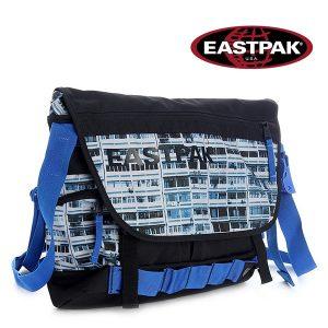 Eastpak® Bolsa Computador | 16 Polegadas | Azul e Preto