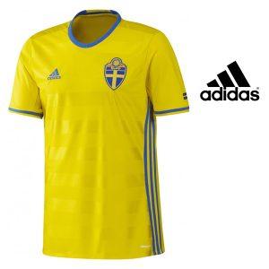 Adidas® T-Shirt Oficial Suécia | Tecnologia Climacool®