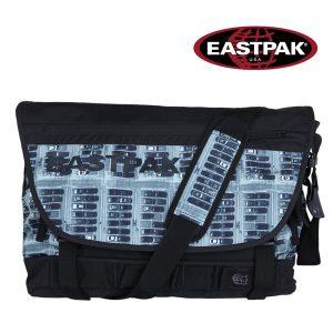 Eastpak® Bolsa Computador | 16 Polegadas | Cinza e Preto
