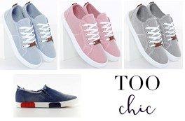 Calçado Too Chic Fashion®