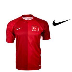 Nike® Camisola Turquia Oficial Junior | Tecnologia Climacool®