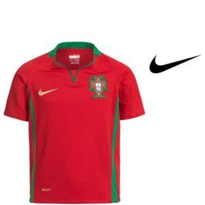 Nike® Camisola Portugal Oficial Junior | 6 a 8 Anos