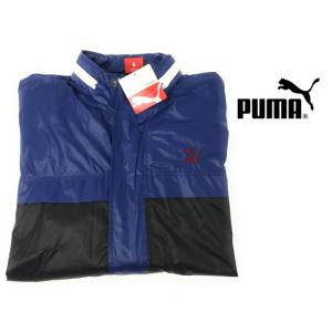 Puma® Casaco Impermeável com Capuz Blue | Black