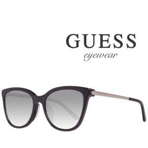 Guess® Óculos de Sol GU7567-F 01B 56