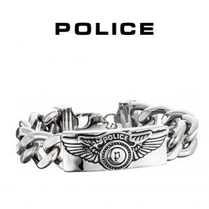 Pulseira Police® S14AIC08B | 21cm