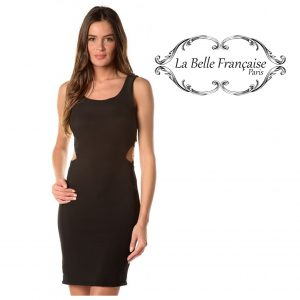 La Belle Française Paris® Vestido Eva Preto | Tamanho S