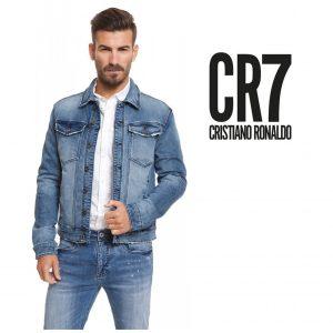 CR7 Cristiano Ronaldo® Casaco Mid Blue | Tamanho M