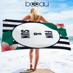 Toalha de Praia Fun & Sun | 170 x 90cm
