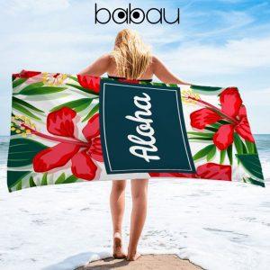 Toalha de Praia Aloha | 170 x 90cm