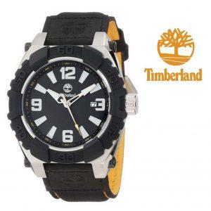 Relógio Timberland® Hookset Preto | Vermelho | 10ATM