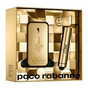 Set de Parfum Homme 1 Million Paco Rabanne (2 pcs)